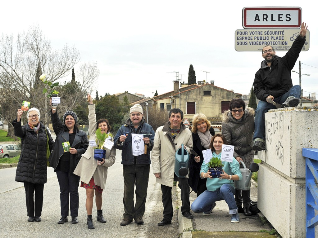 Incroyables Arles BD